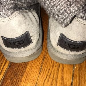 UGG Sweater Boots size 9